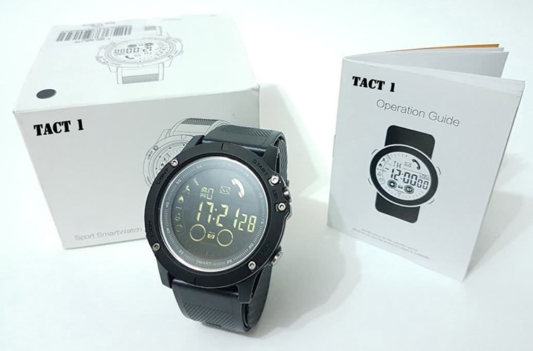 Tact Watch Review: Best Tactical Watch 2020 for Men & Women 10